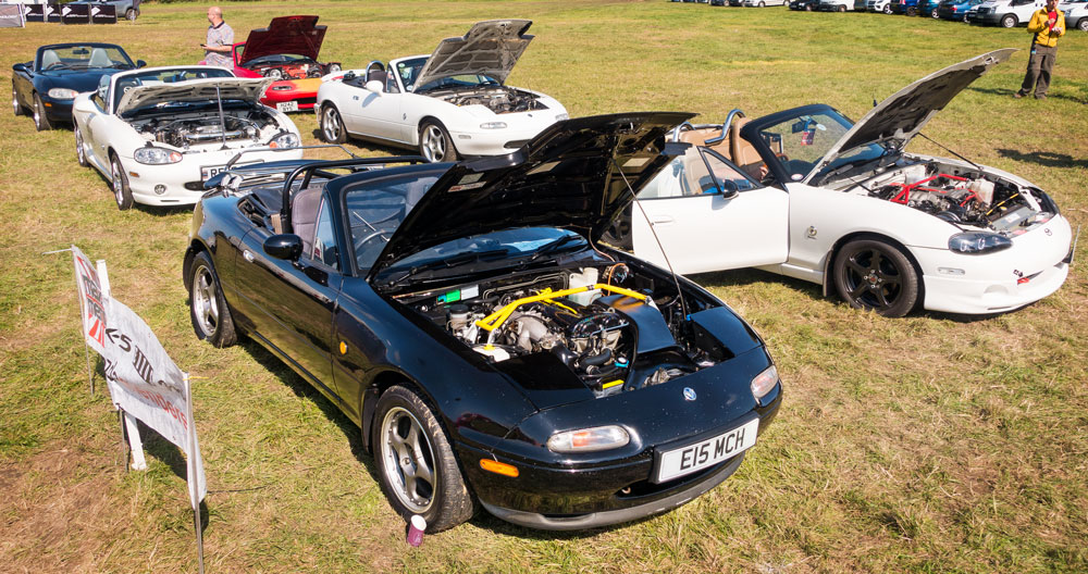 Group of MX5